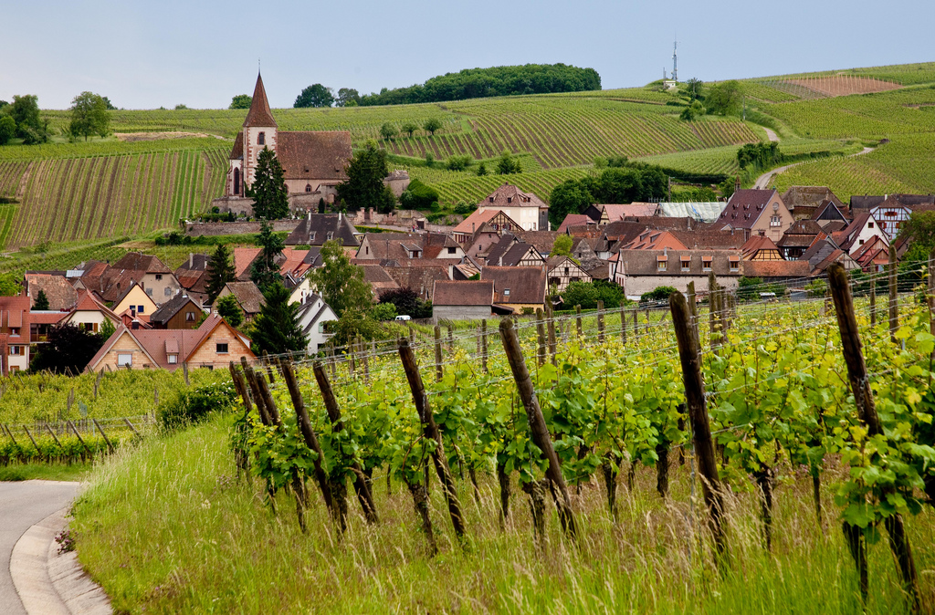 Properties for sale in France - Alsace